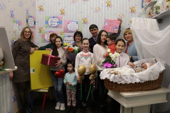 У Житомирі в одній із родин народилася 13-та дитина