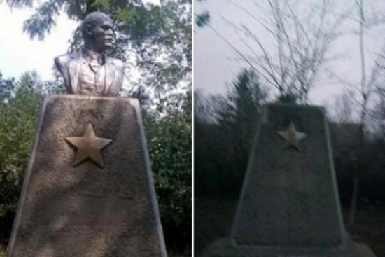 На Одещині зняли один з останніх пам'ятників Леніну в Україні – соцмережі