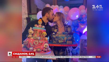 Слава Каминская и ее экс-супруг Эдгар страстно отпраздновали день рождения детей