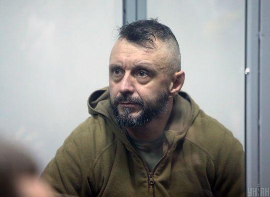 Антоненко відмовився свідчити у справі Шеремета