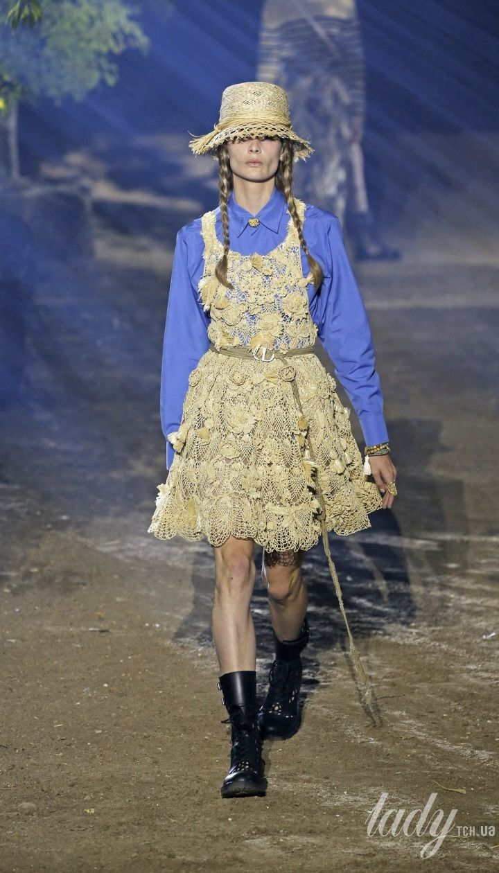 Коллекция Christian Dior прет-а-порте сезона весна-лето 2020 @ East News