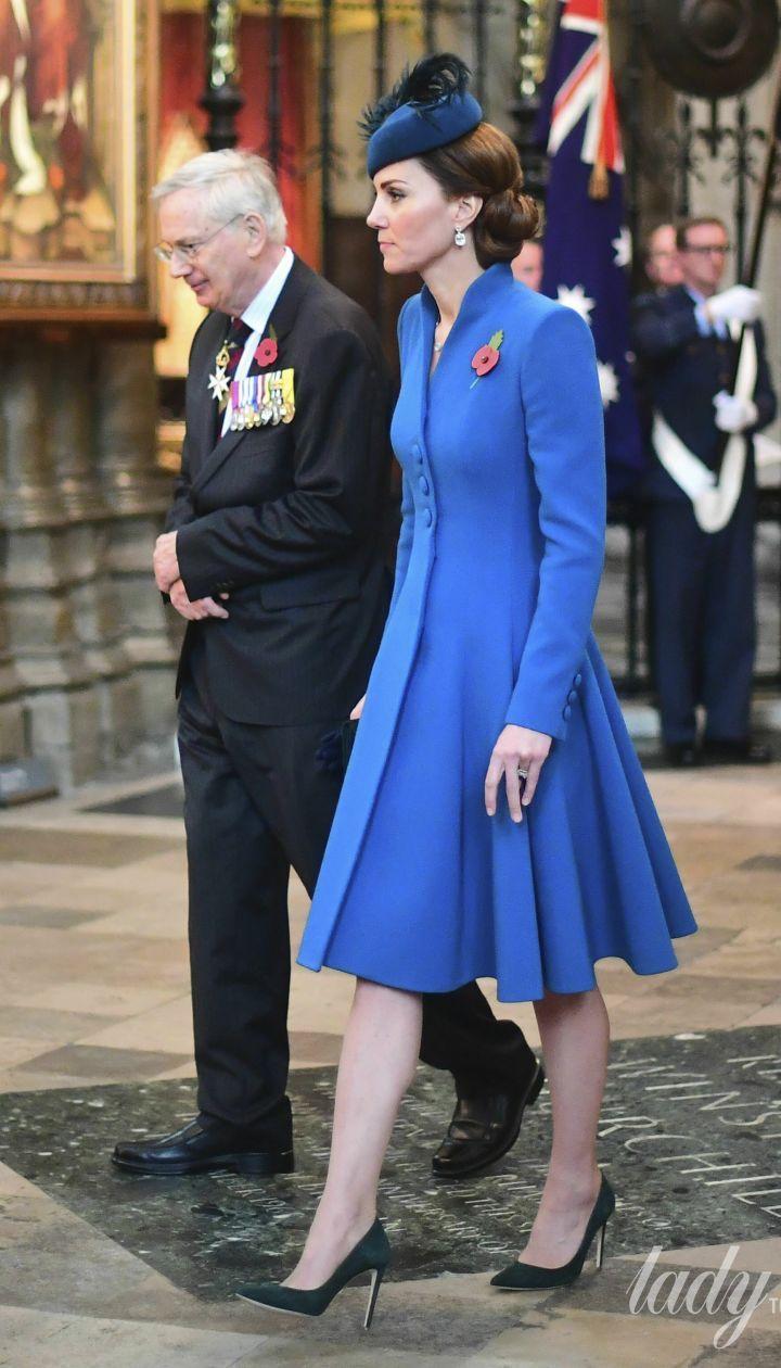 Герцогиня Кэмбриджская Кэтрин