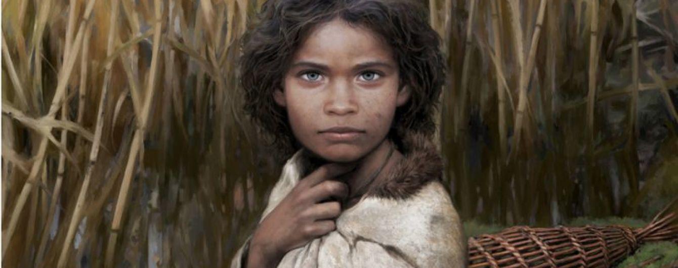 Науковці створили портрет дівчини, яка жувала гумку 5,7 тисяч років тому