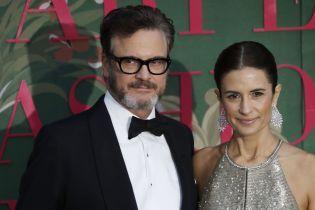 Стала известна причина расставания Колина Ферта с женой - СМИ