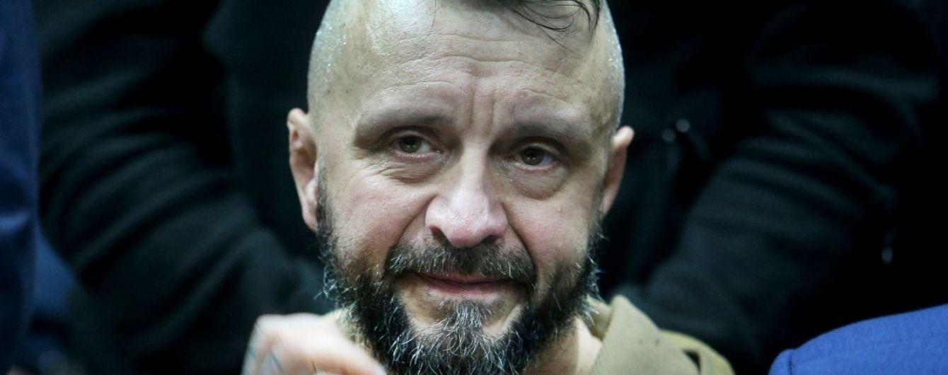 Дело Шеремета: близкие Антоненко пожаловались, что подозреваемому не оказывают медицинскую помощь