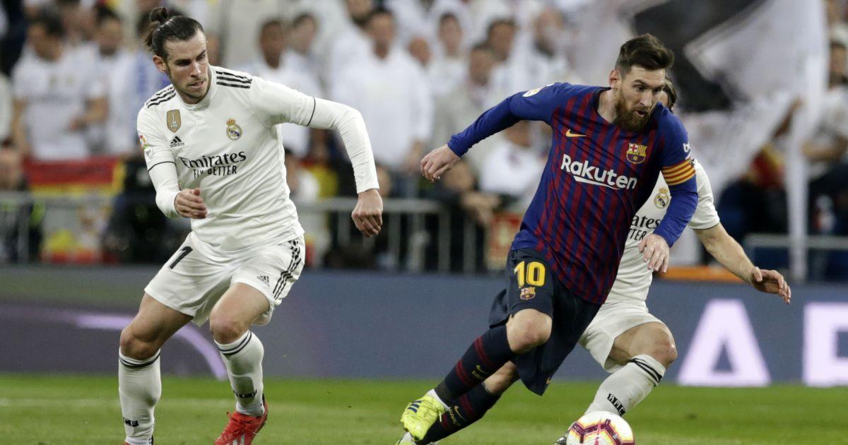 """Із Мессі та Бейлом. """"Барселона"""" і """"Реал"""" назвали склади на Ель Класико"""