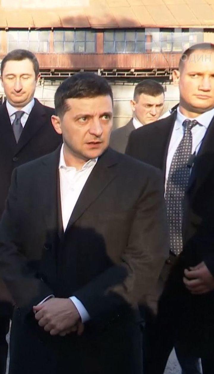 Президент посетил село в Киевской области и обсудил с аграриями рынок земли