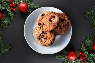 Шоколадне печиво з мигдалем, як в Америці