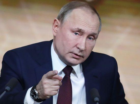 """Путін хоче провести саміт глав країн з """"особливою відповідальністю за цивілізацію"""""""