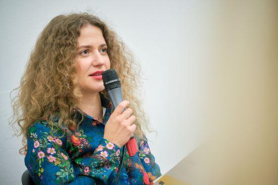 Українська письменниця Гаська Шиян візьме участь у дискусії на книжковому ярмарку у Вільнюсі