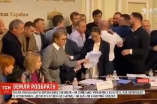 Кива махав руками, а Тимошенко розкидала папери: як земельне питання розсварило депутатів