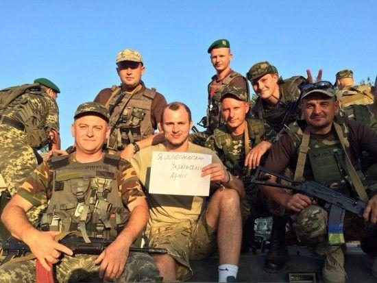 Футболіст Зозуля допоміг українській армії боротися з коронавірусом