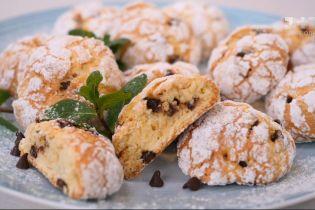 Апельсиново-шоколадне печиво - Правила сніданку