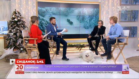 """Георгий Ярмоленко и Петр Миронов рассказали о съемках фильма """"Только чудо"""""""
