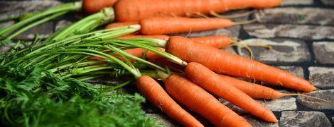 В Украине подешевела молодая морковь