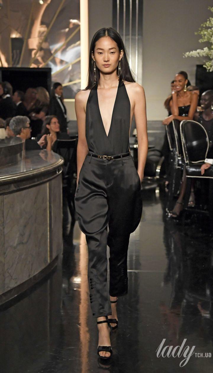 Колекція Ralph Lauren прет-а-порте сезону весна-літо 2020 @ East News