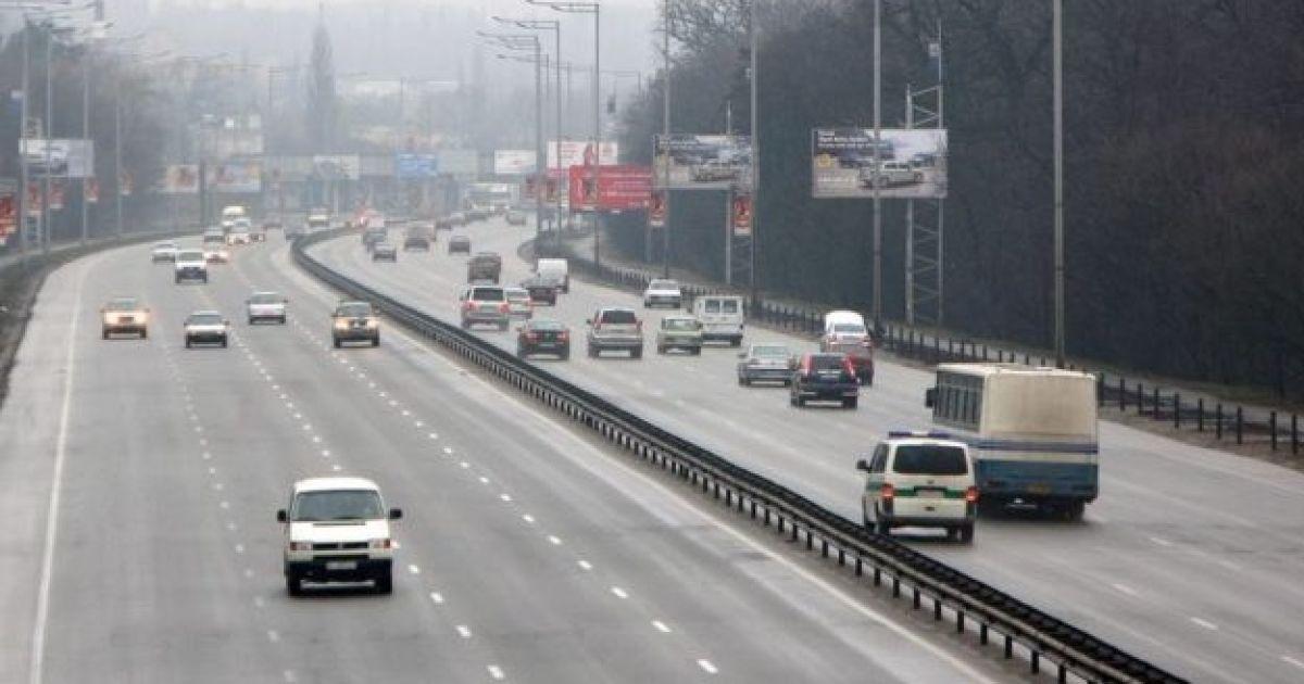 У Київміськраді назвали порушниками 70% водіїв