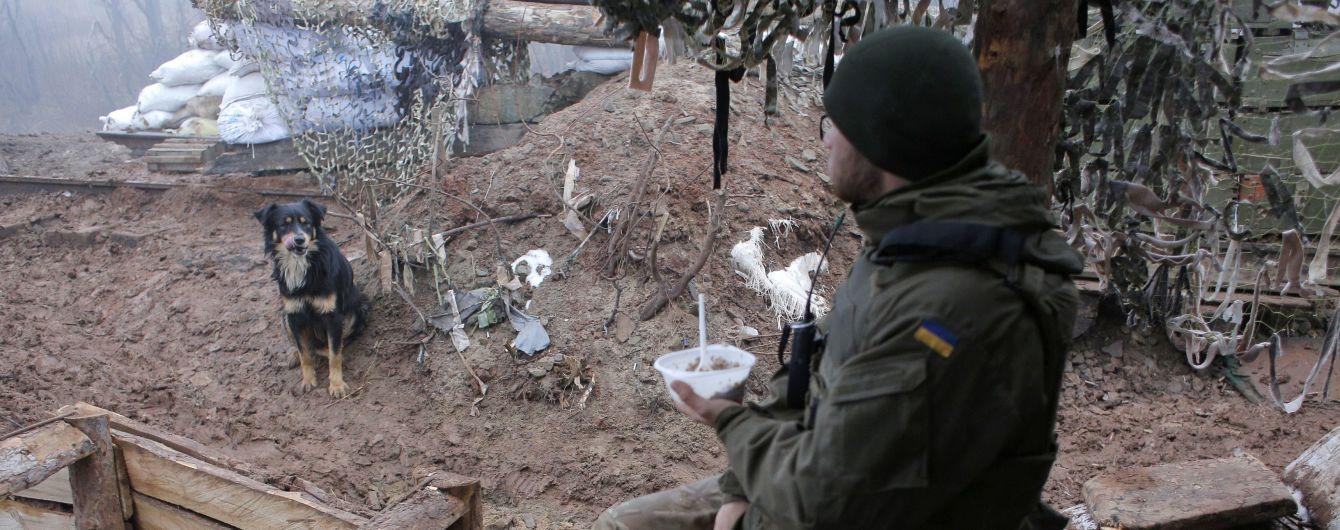 """Главнокомандующий ВСУ назвал нарушения боевиками режима тишины """"несистематическими"""""""