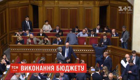 Правительство приостановило финансирование части расходов из бюджета 2019 года