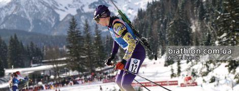 Норвежка Роселанд виграла масстарт Чемпіонату світу з біатлону, Підгрушну оштрафували