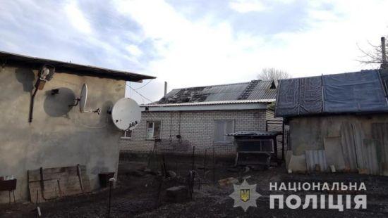 Бойовики обстріляли житлові будинки у Золотому-4