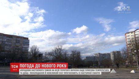 Сніг в Україні все ще не йтиме, проте будуть дощі і тепло - синоптики