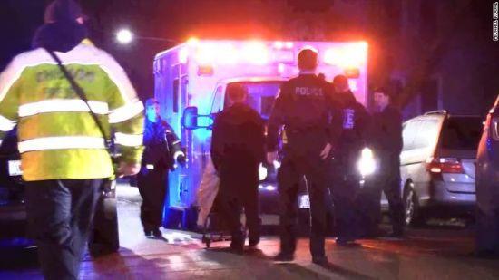 У США під час поминок унаслідок хаотичної стрілянини зі зброї поранили 13 людей