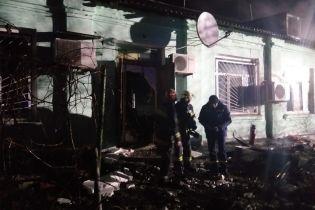 На Луганщине в пожаре в психоневрологическом интернате погибли четыре человека