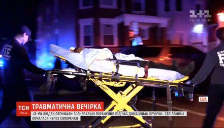 13 человек получили огнестрельные ранения во время поминальной вечеринки в Чикаго