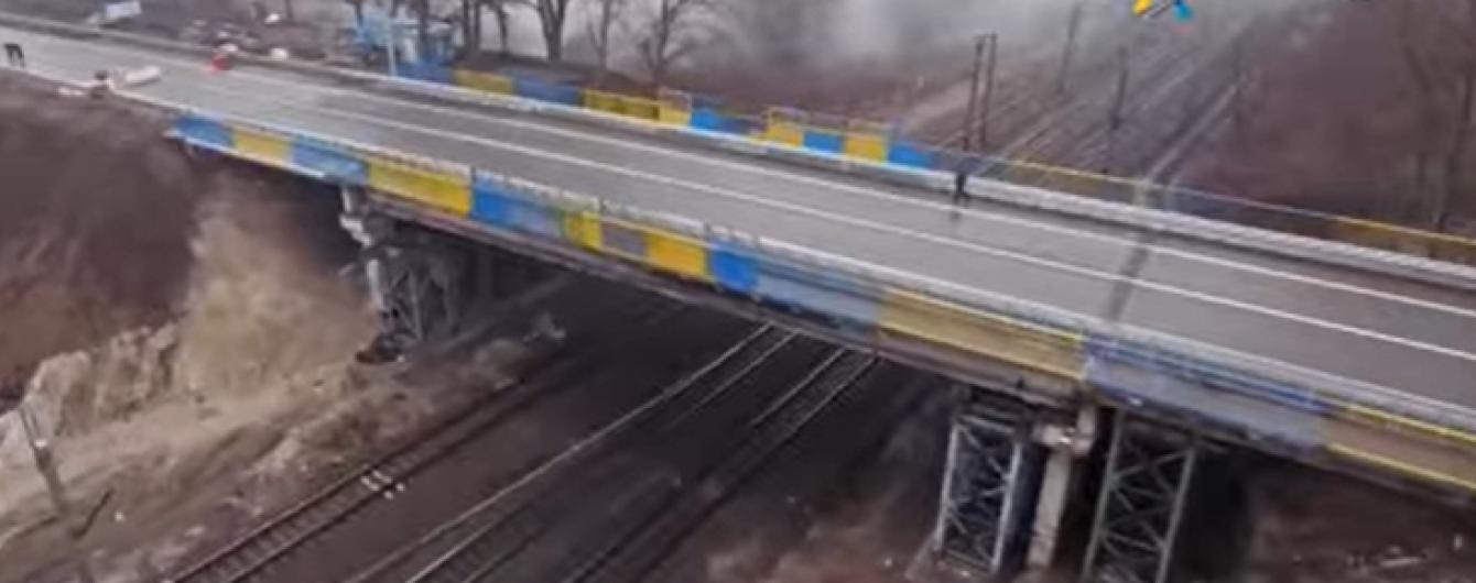 На Харківщині відкрили шляхопровід, який обвалився влітку