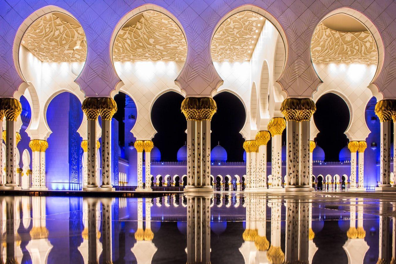 Абу-Дабі, мечеть