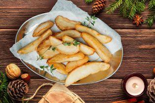Запечена картопля з розмарином