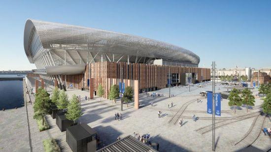 """Російський олігарх виклав 30 мільйонів фунтів, щоб по-своєму назвати новий стадіон """"Евертона"""""""