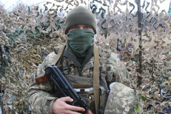 Українські військові знищили дві вантажівки та безпілотник терористів - штаб ООС