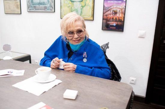 Народну артистку СРСР Галину Волчек госпіталізували у Москві