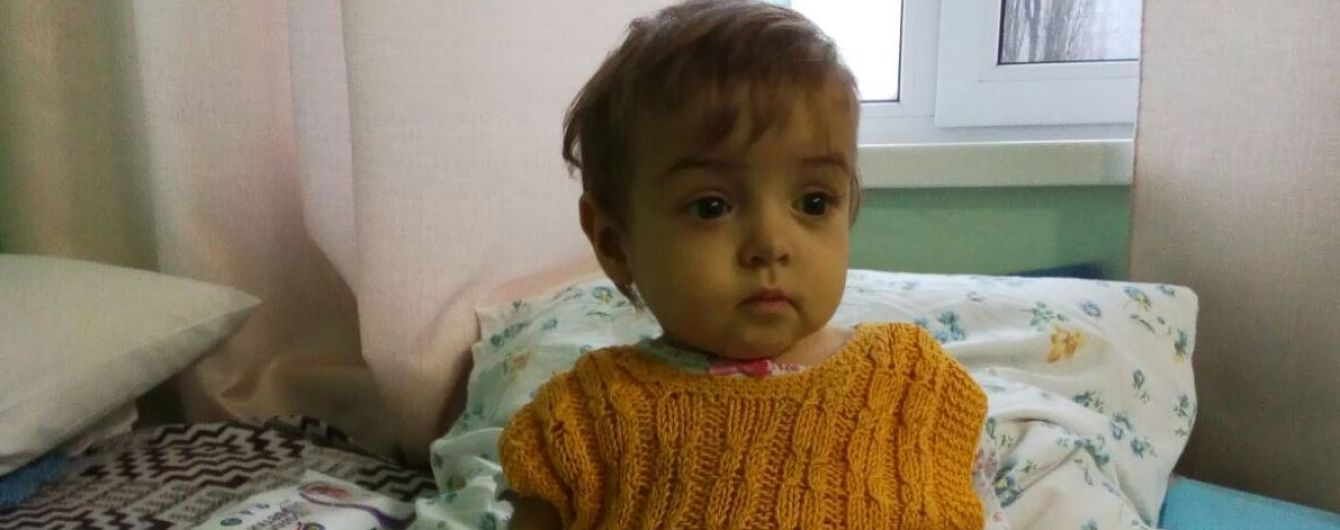 Жизнь крошечной Софийки под угрозой со дня ее рождения