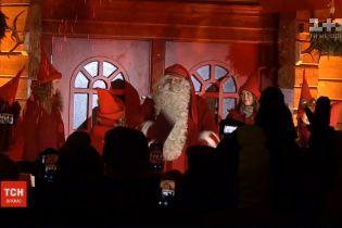 Главный Санта-Клаус мира уже отправился из Лапландии с подарками