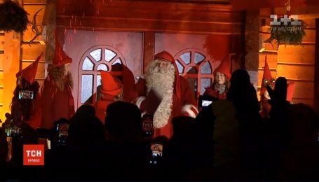 Головний Санта-Клаус світу вже вирушив із Лапландії із подарунками