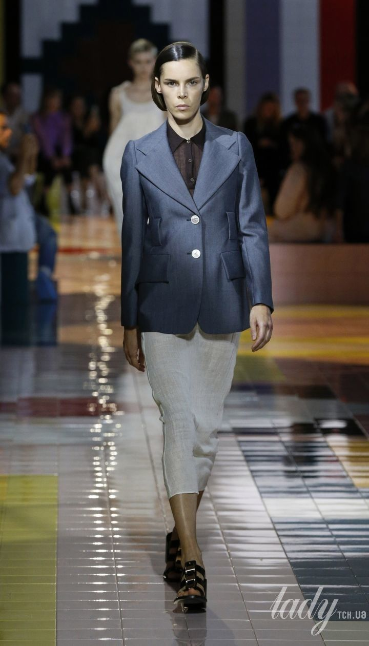 Колекція Prada прет-а-порте сезону весна-літо 2020 @ East News