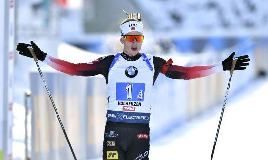 Найкращий біатлоніст світу пропустить наступні два етапи Кубка світу