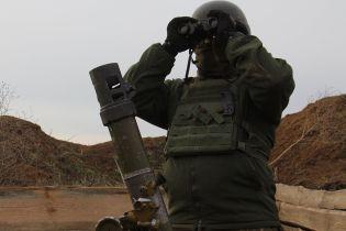 За сутки на Донбассе погиб боец ООС, еще один ранен - штаб