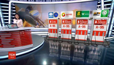 Бензин дешевшає: нафтові трейдери пообіцяли відреагувати на здорожчання гривні