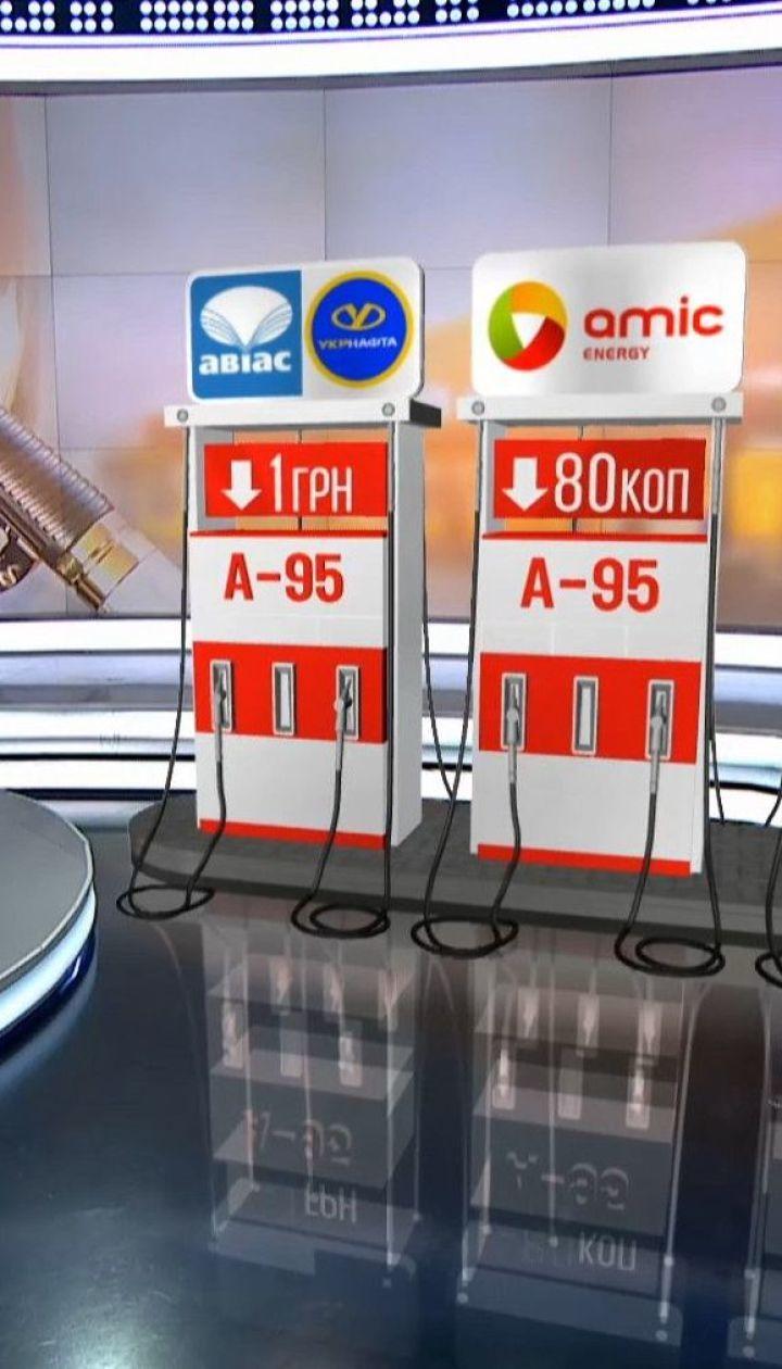 Бензин дешевеет: нефтяные трейдеры пообещали отреагировать на подорожание гривны