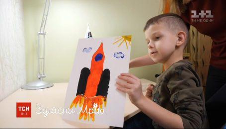 ТСН здійснить мрію 8-річного Максима запустити справжню ракету до космосу