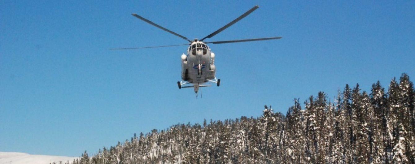 В России экстренно сел вертолет со школьниками