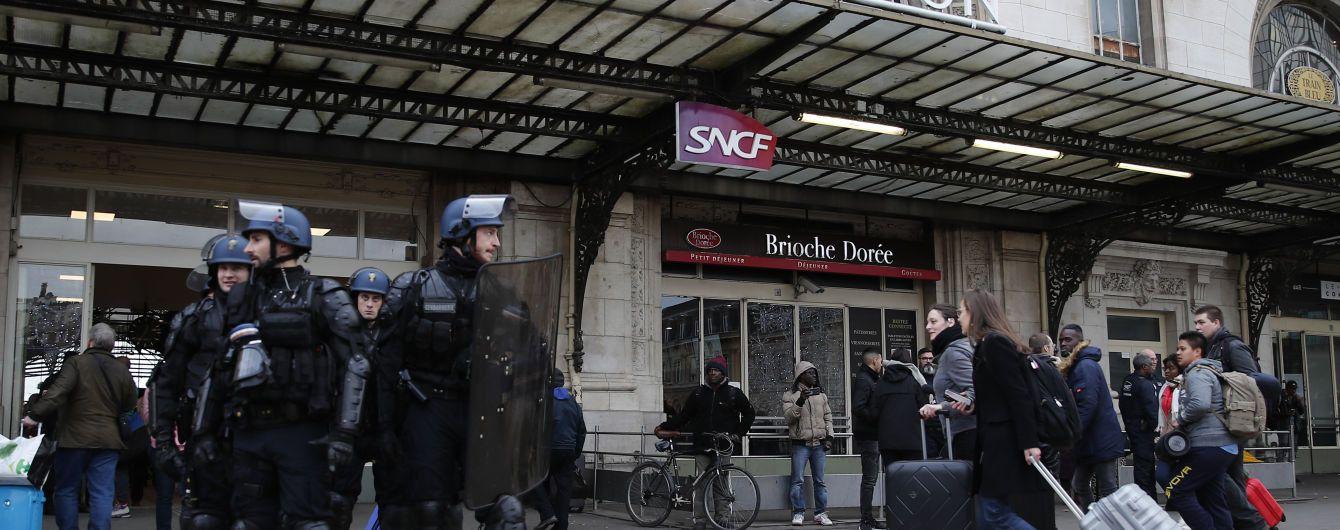 У Парижі на Різдво транспортний колапс через протести