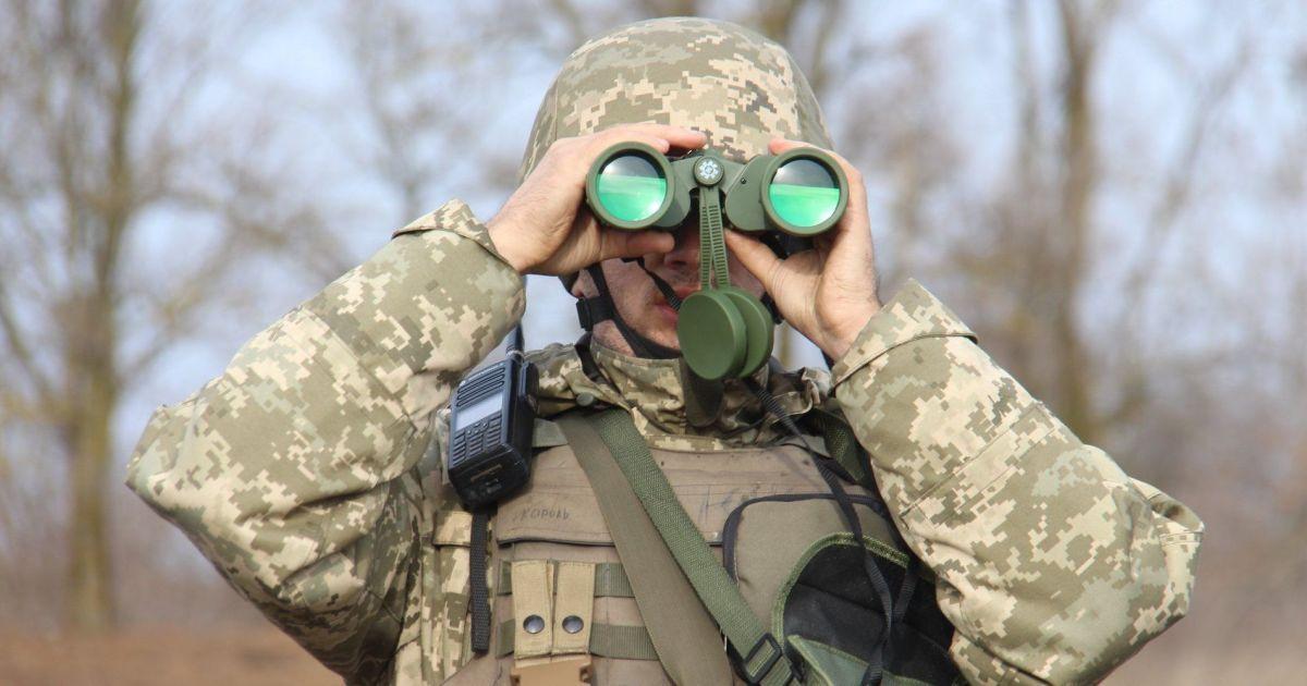 На Донбасі значно зменшилась інтенсивність ворожих обстрілів, але суцільної тиші немає
