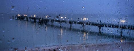 Погодана вівторок: в Україні місцями дощі та ожеледиця