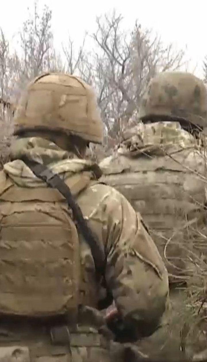 Штаб ООС зафіксував ворожі обстріли, під час яких бойовики випустили понад 40 мін