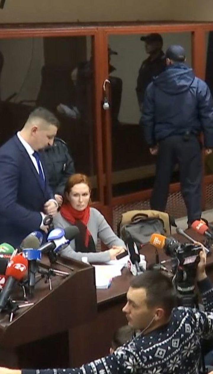 Защита чести и достоинства: подозреваемая по делу Шеремета Юлия Кузьменко подала иск против МВД